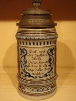 great pewter on this stein