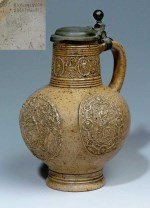 reproduction historic jug