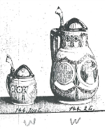 jug and stein