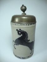 westerwald 19th C jug