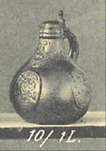 replica bearded jug