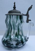 Glass Stein Art Nouveau WMF