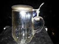 1890 wheel cut spa stein