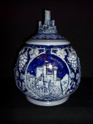 Westerwald Germany Bowl of punch