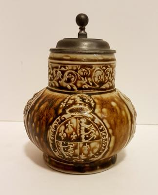 Jug with Crests
