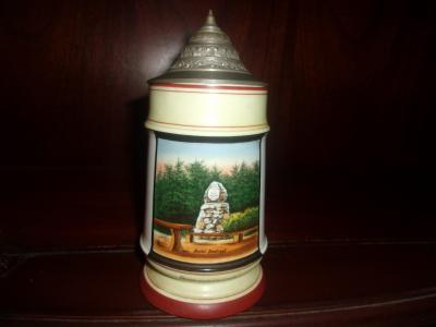 Porcelain Sourviner Stein