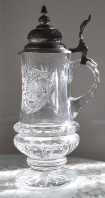 Rastal Glass Stein