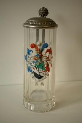 Student association stein (glass)