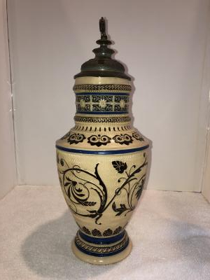 Marzi & Remy mold 632 lidded stein