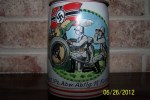 Nazi Germany Soldier Stein