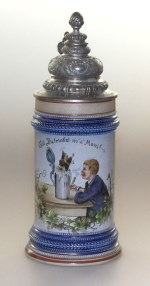 1/2-L Munich Child Stein