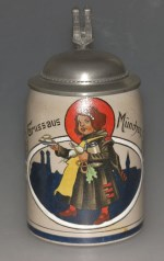 Munich Child Stein, 1/2-L