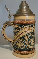 Bicycle stein Merkelbach & Wick