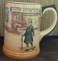Royal Doulton Dickens Ware stein