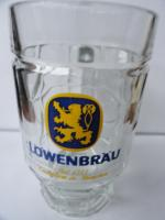 Brewery Stein Glass