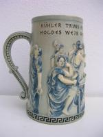 Beerstein with Greek Myth